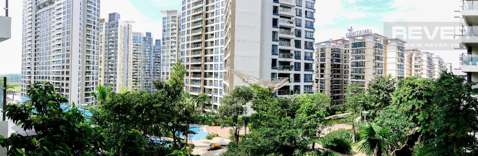 View Bán căn hộ Estella Heights 2PN, tầng thấp, tháp T3, hướng Đông Nam đón gió