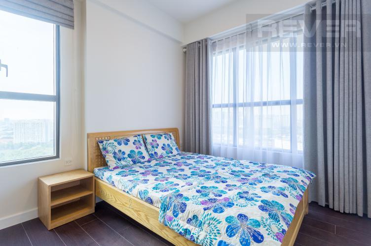 Phòng Ngủ 2 Cho thuê căn hộ The Sun Avenue tầng cao 2PN đầy đủ nội thất