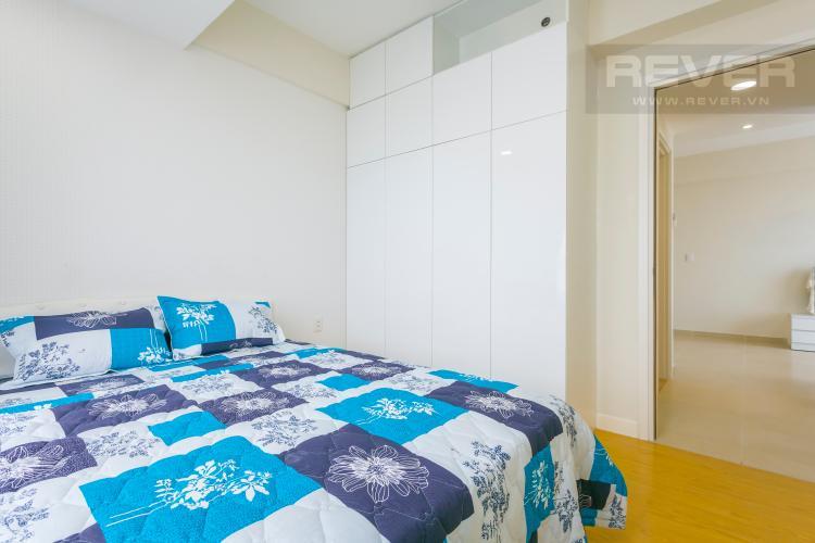 Phòng ngủ 2 Căn góc Masteri Thảo Điền tầng cao tháp T2 thoáng mát