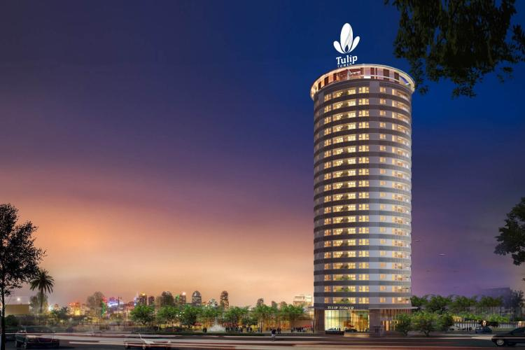 Tulip Tower - Phoi-canh-tulip-tower-quan-7