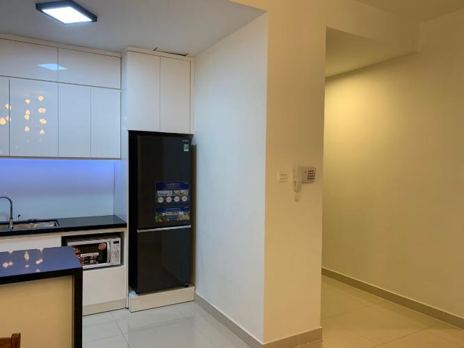 bếp căn hộ 2 phòng ngủ the sun avenue Căn hộ The Sun Avenue tầng cao, view mát mẻ.