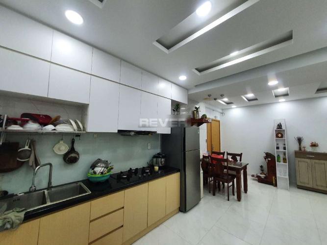 Phòng bếp căn hộ Tecco Central Home, Bình Thạnh Căn hộ Tecco Central Home đầy đủ nội thất, view thành phố cực đẹp.