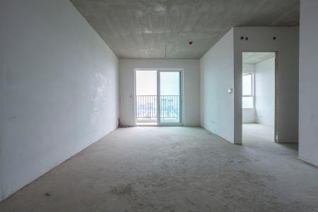 Căn góc Vista Verde 2 phòng ngủ tầng cao T1 nhà giao thô