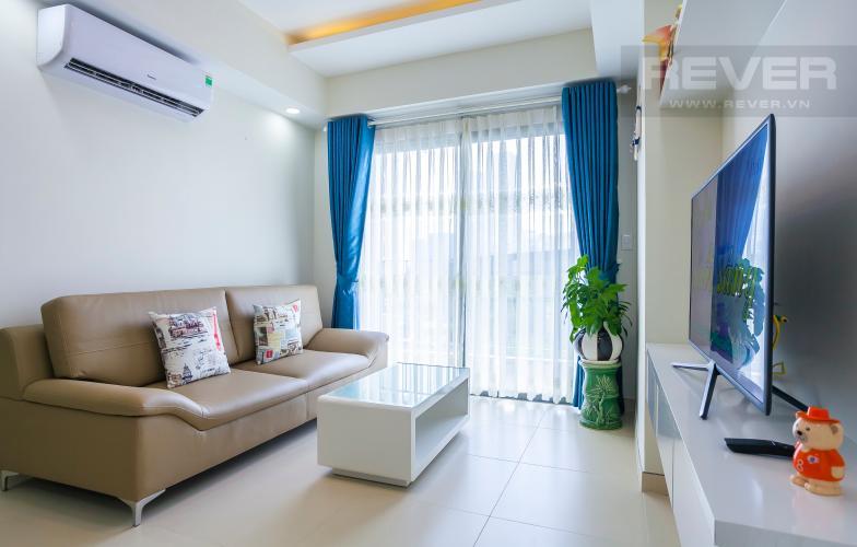 Phòng Khách Căn hộ Masteri Thảo Điền 2 phòng ngủ tầng thấp T5 view hồ bơi