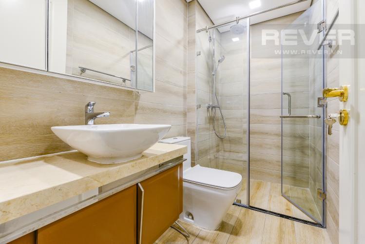 Phòng tắm 2 Căn hộ Vinhomes Golden River 2 phòng ngủ tầng cao A1 đầy đủ nội thất