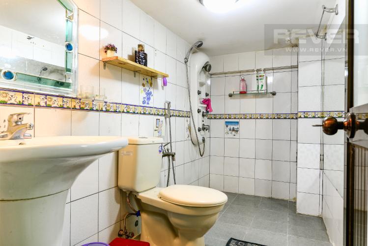 Phòng Tắm 1 Nhà phố Đỗ Ngọc Thạnh Quận 5, 1 tầng, 3PN đầy đủ nội thất
