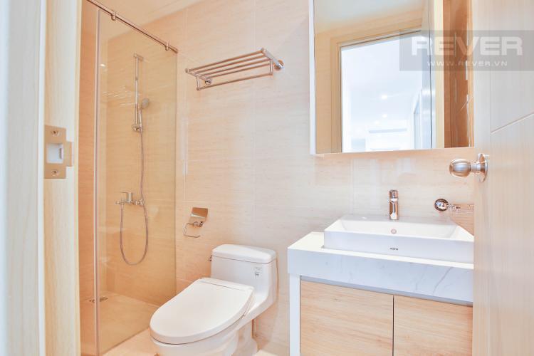 Toilet 1 Căn hộ New City Thủ Thiêm 3 phòng ngủ tầng cao BA nhà trống
