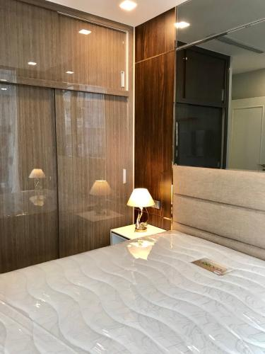 Phòng ngủ , Căn hộ vinhomes Golden River , Quận 1 Căn hộ Vinhomes Golden River tầng 3 view thoáng mát, đầy đủ nội thất.