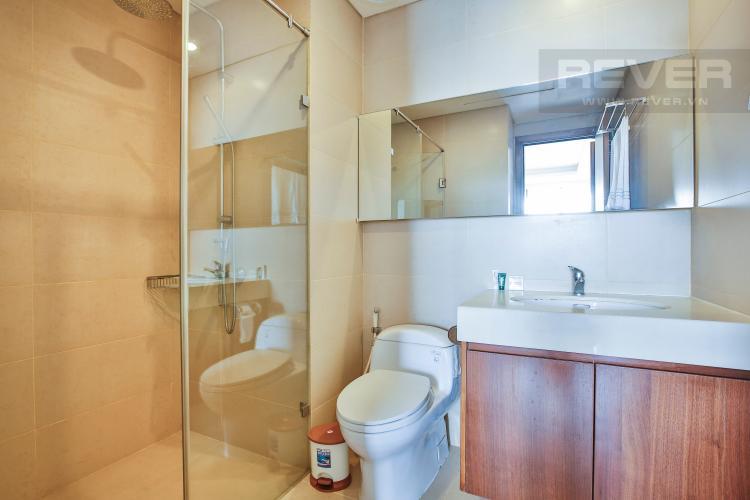 Toilet 2 Căn hộ Thảo Điền Pearl 2 phòng ngủ tầng trung tháp A hướng Nam