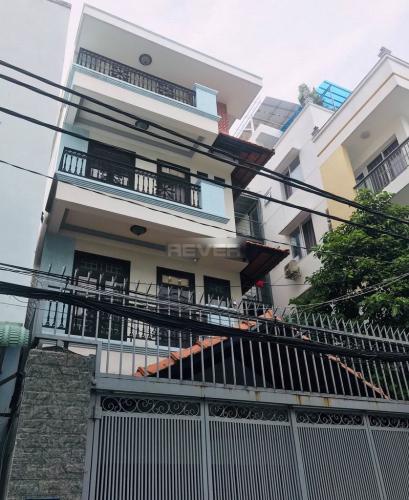 Nhà phố Bình Thạnh hướng Đông Nam, gần bến xe miền Đông.
