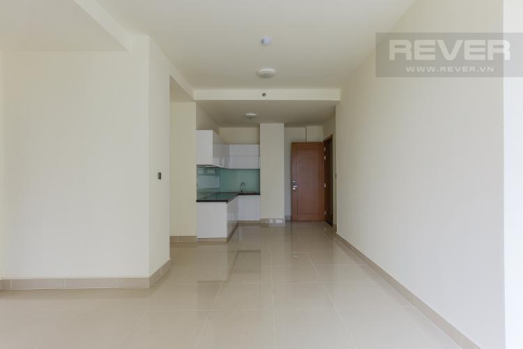 Phòng Khách Và Bếp Căn hộ The Park Residence 2 phòng ngủ tầng cao B4 nội thất cơ bản
