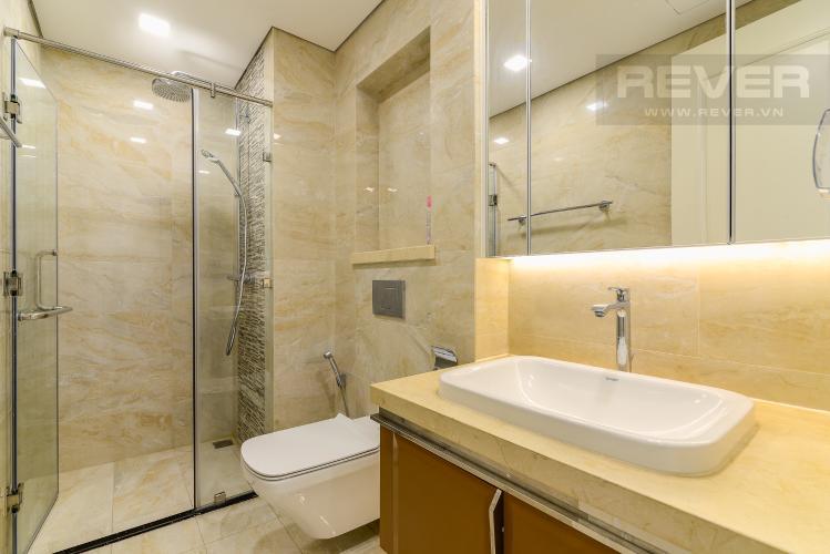 Phòng Tắm căn hộ Vinhomes Golden River Căn hộ Vinhomes Golden River view nội khu yên tĩnh, tầng thấp.