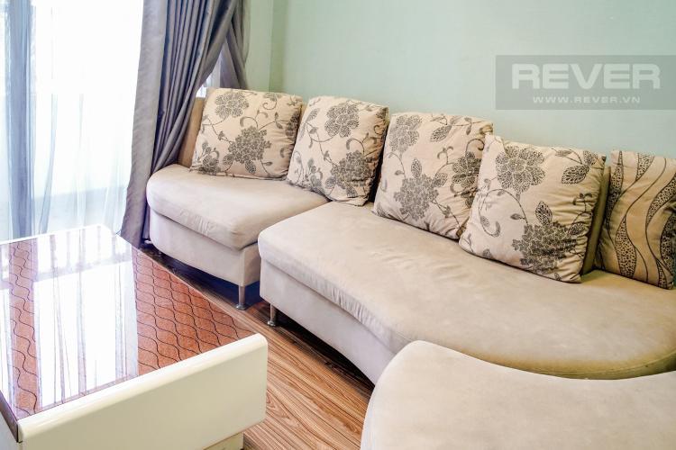 Sofa Bán căn hộ 3PN Lexington Residence, tháp LA, diện tích 111m2, view hồ bơi và đại lộ Mai Chí Thọ