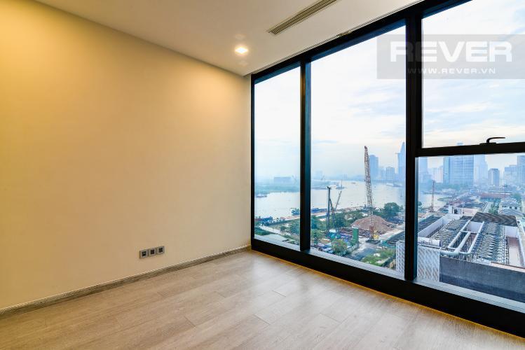 Phòng Ngủ 3 Căn hộ Vinhomes Golden River 3 phòng ngủ tầng trung A4 view sông
