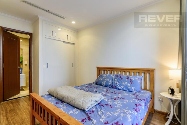Phòng Ngủ 1 Căn hộ Vinhomes Central Park 3 phòng ngủ tầng thấp L3 nội thất đầy đủ