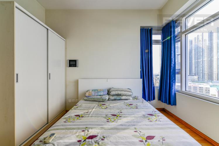 Phòng Ngủ 1 Căn hộ Saigon Pearl 2 phòng ngủ tầng thấp R2 nội thất đầy đủ