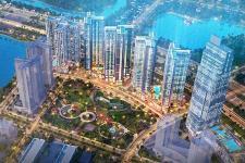 Dự án Eco Green Sài Gòn ra mắt tòa căn hộ đầu tiên