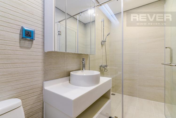 Phòng Tắm 2 Căn hộ Vinhomes Central Park 2 phòng ngủ tầng cao P4 view sông