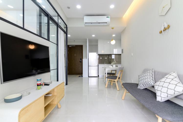 Cho thuê căn hộ Masteri An Phú 1PN, tầng 5, đầy đủ nội thất, view hồ bơi