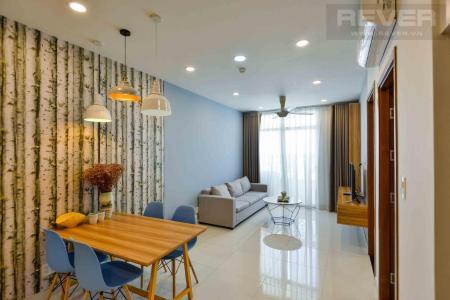 Bán căn hộ Grand Riverside 1PN, tầng 11, đầy đủ nội thất, view kênh Bến Nghé và Bitexco