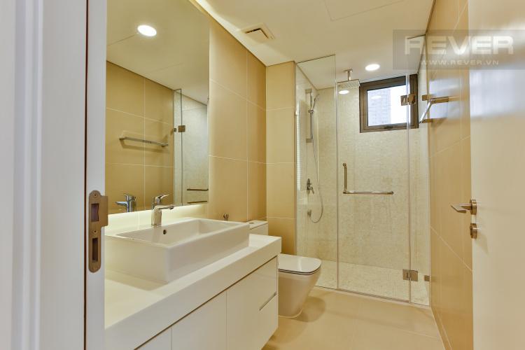 Toilet Căn hộ Gateway Thảo Điền tầng cao, 1PN, nội thất đầy đủ