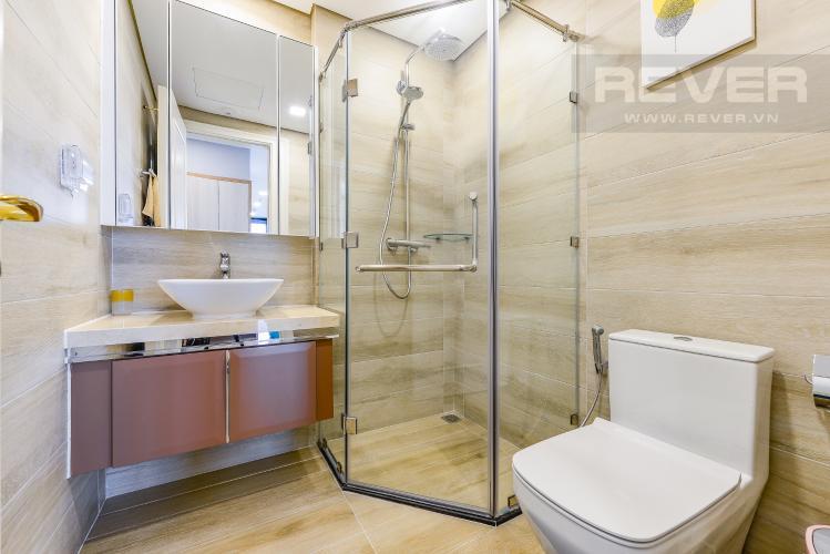 Phòng tắm 2 Căn hộ Vinhomes Golden River tầng trung, tháp Aqua 3, 3PN, full nội thất