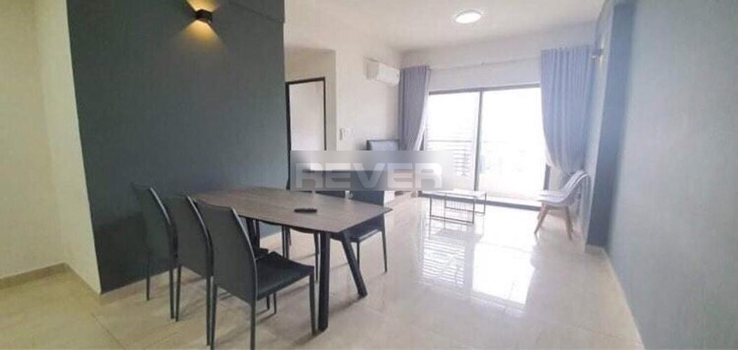 Phòng khách căn hộ Centana Thủ Thiêm, Quận 2 Căn hộ tầng 16 chung cư Centana Thủ Thiêm đầy đủ nội thất tiện nghi.