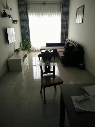 Phòng khách Celadon City, Tân Phú Căn hộ Celadon City tầng trung hướng Đông Nam, đầy đủ nội thất.