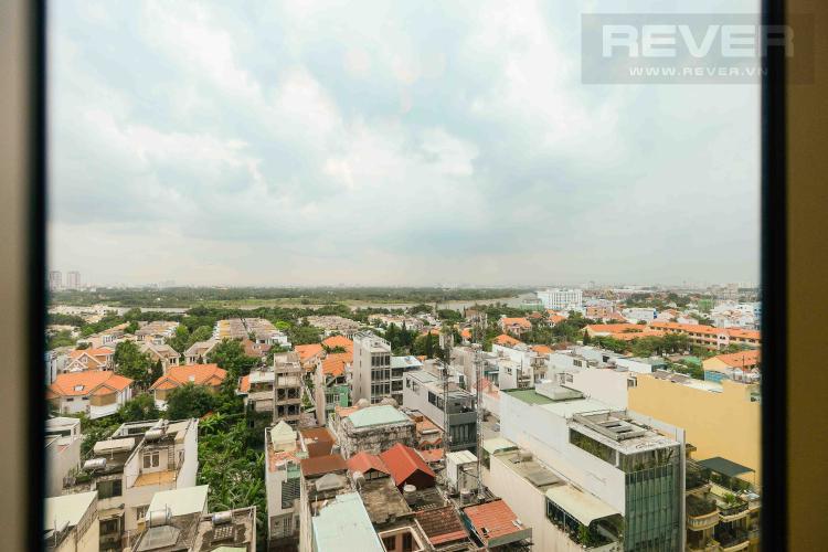 View Bán căn hộ The Vista An Phú 2PN, tầng thấp, tháp T4, diện tích 102m2, đầy đủ nội thất