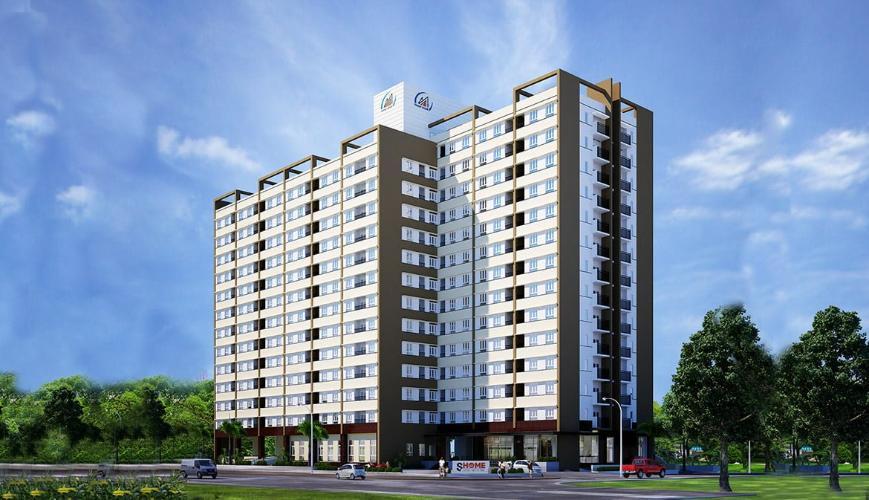 Citrine Apartment Căn hộ Citrine Apartment đầy đủ nội thất sàn lót gỗ, view cây xanh.