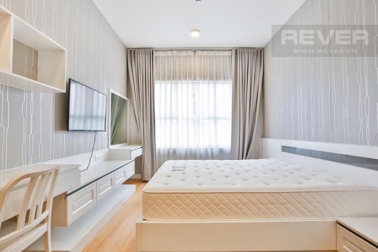 Phòng Ngủ 1 Căn hộ Sunrise City 2 phòng ngủ tầng cao W1 nội thất đầy đủ