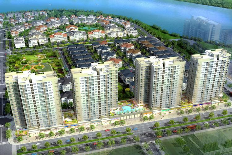 Hưng Phúc - Happy Residence - Phoi-canh-can-ho-Hung-Phuc-Happy-Residence-Quan-7