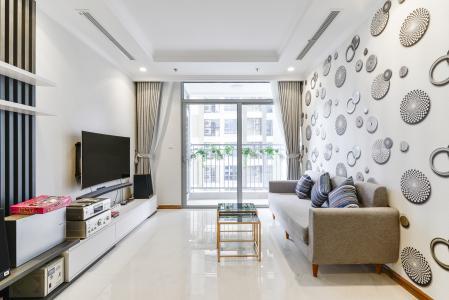 Căn hộ Vinhomes Central Park 3PN đầy đủ nội thất, có thể dọn vào ở ngay