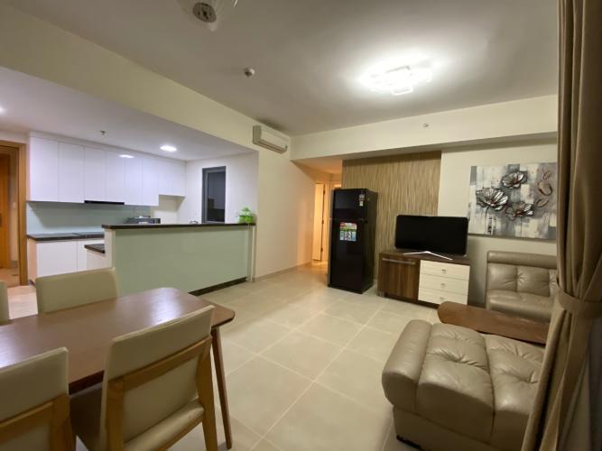 Phòng bếp căn hộ Masteri Thảo Điền Căn hộ Masteri Thảo Điền 1 phòng ngủ, view sông thoáng mát.