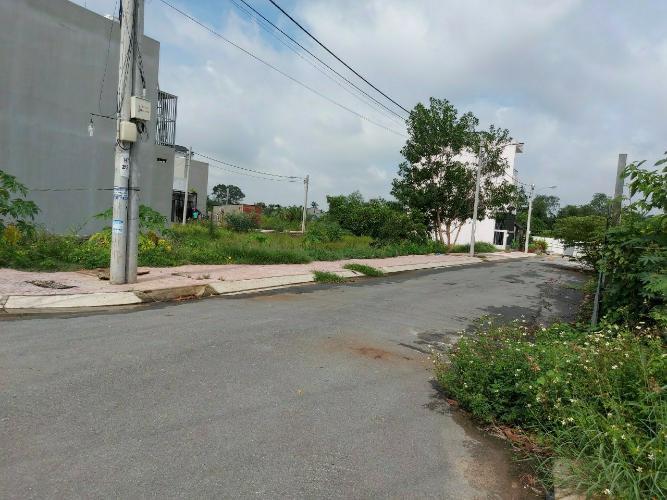 Bán đất nền đường Long Thuận, đường rộng rãi, thoáng mát, sổ hồng pháp lý đầy đủ.