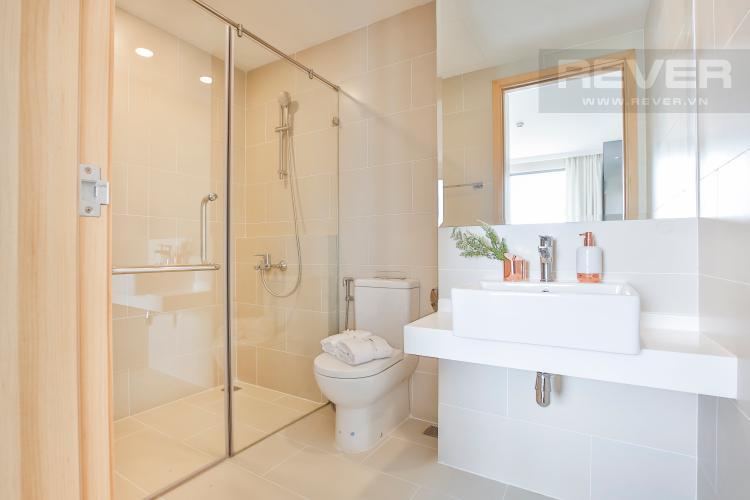 Toilet 1 Căn hộ An Gia Riverside 2 phòng ngủ, view sông trực diện
