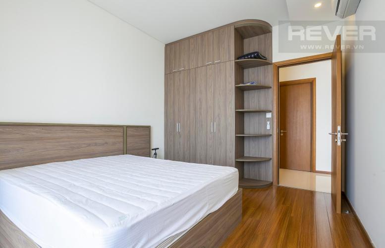 Phòng Ngủ 2 Căn hộ Thảo Điền Pearl 2 phòng ngủ tầng trung tháp B view sông