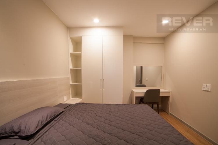 Phòng ngủ 2 Căn hộ The Gold View 2 phòng ngủ tầng cao A1 đầy đủ tiện nghi