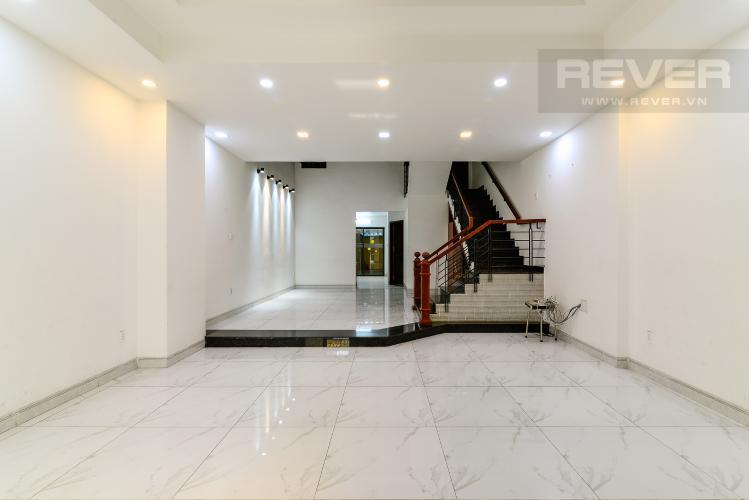 Phòng Khách Bán nhà phố KDC Khang An - Phú Hữu - Quận 9, 3 tầng, diện tích 149m2, sổ hồng chính chủ