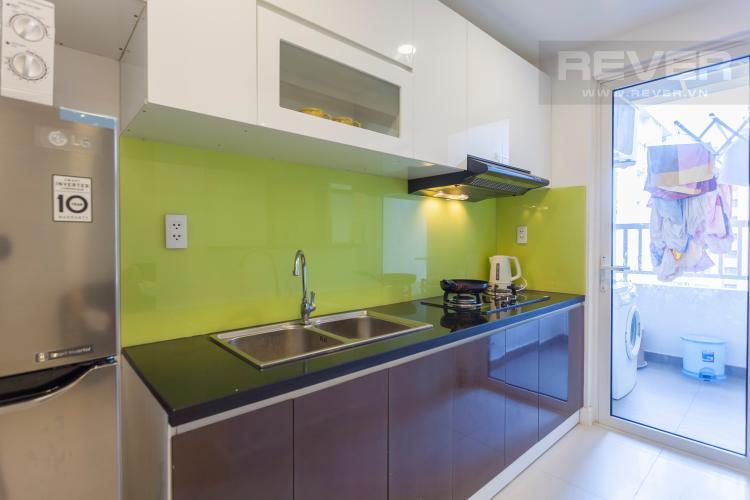 Nhà bếp Căn hộ Lexington Residence tầng cao LC đầy đủ nội thất, tiện nghi