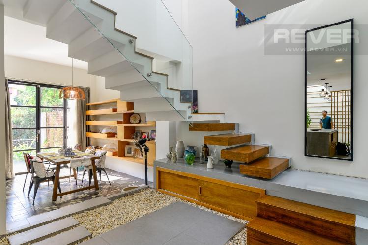 Phòng Khách Bán nhà phố 2 tầng, Đường Số 5, Villa Thảo Điền Compound Q.2, diện tích đất 143m2, đầy đủ nội thất