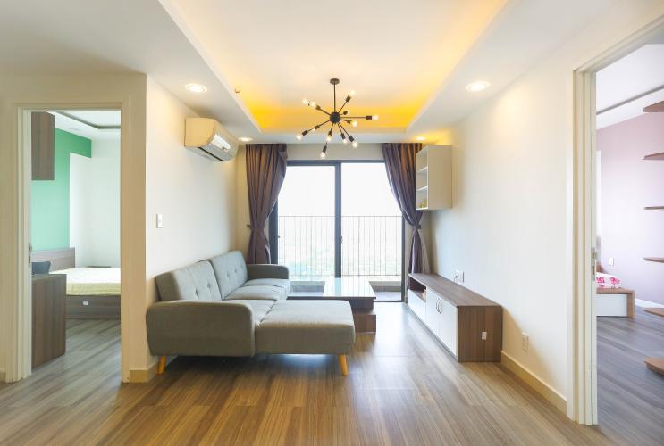 Căn hộ Masteri Thảo Điền tầng cao, 2PN, đầy đủ nội thất, view sông