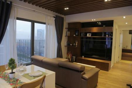 Cho thuê căn hộ Masteri Thảo Điền 2PN, đầy đủ nội thất, ban công Đông Bắc, view Xa lộ Hà Nội