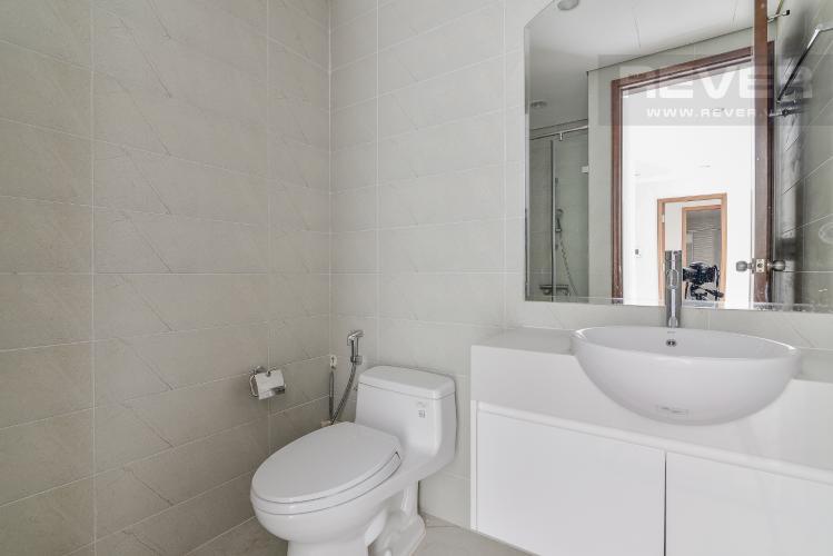 Phòng Tắm Căn hộ Vinhomes Central Park 2 phòng ngủ tầng cao C1 view sông