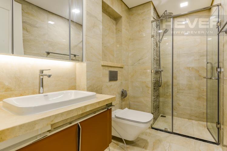 Phòng tắm Bán căn hộ Vinhomes Golden River tầng cao 1PN view đẹp