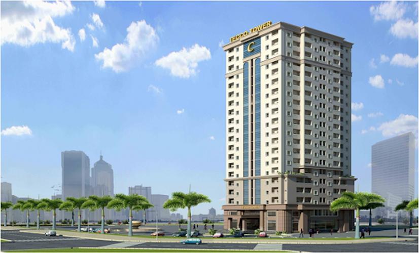Phòng ăn Tecco Tower, Bình Tân Căn hộ Tecco Tower tầng cao, cửa chính hướng Đông, nội thất đầy đủ.