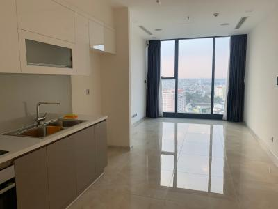 Bán căn hộ Vinhomes Golden River 1PN, tháp The Aqua 3, diện tích 48m2, view thành phố