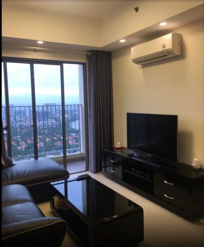 Cho thuê căn hộ Masteri Thảo Điền đầy đủ nội thất, dọn vào ở ngay.