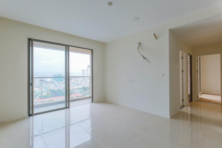 Bán căn hộ Masteri Millennium tầng trung, 2PN, view hồ bơi và toàn cảnh thành phố