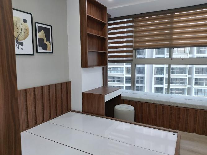 Phòng ngủ Phú Mỹ Hưng Midtown Căn hộ Phú Mỹ Hưng Midtown nội thất đầy đủ, view nội khu.